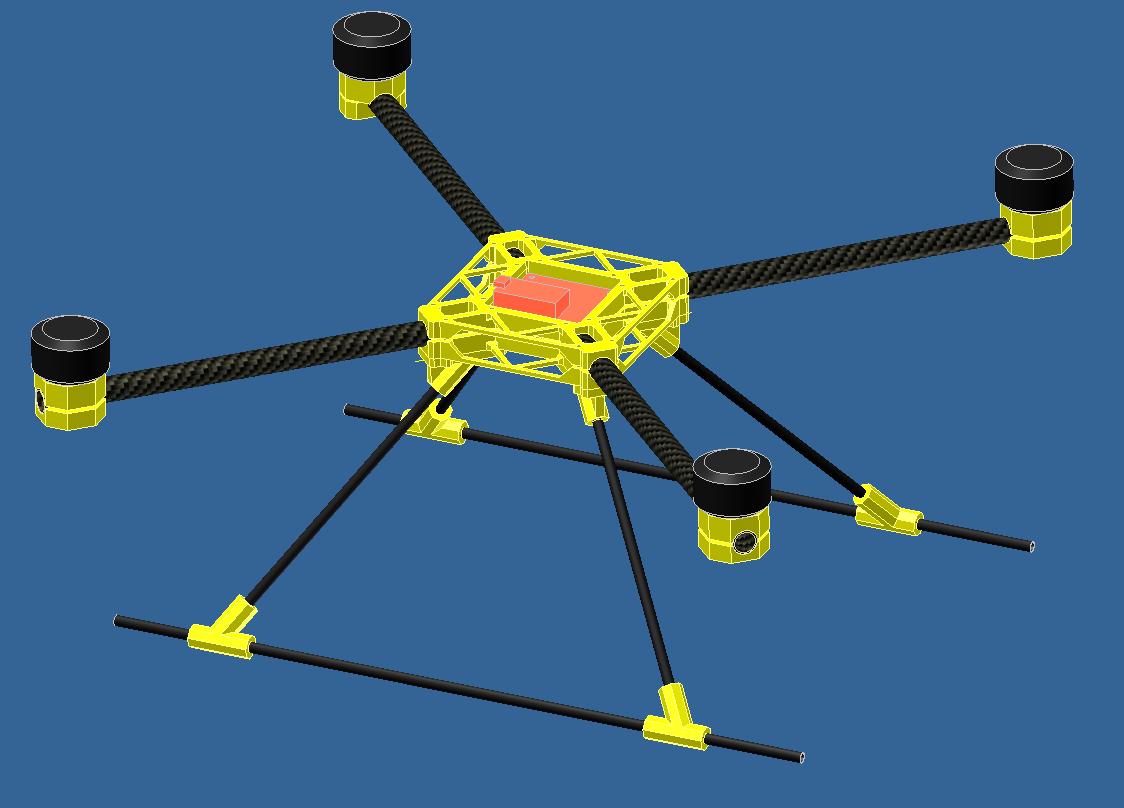 quadrocopter | www.robotik.dyyyh.de
